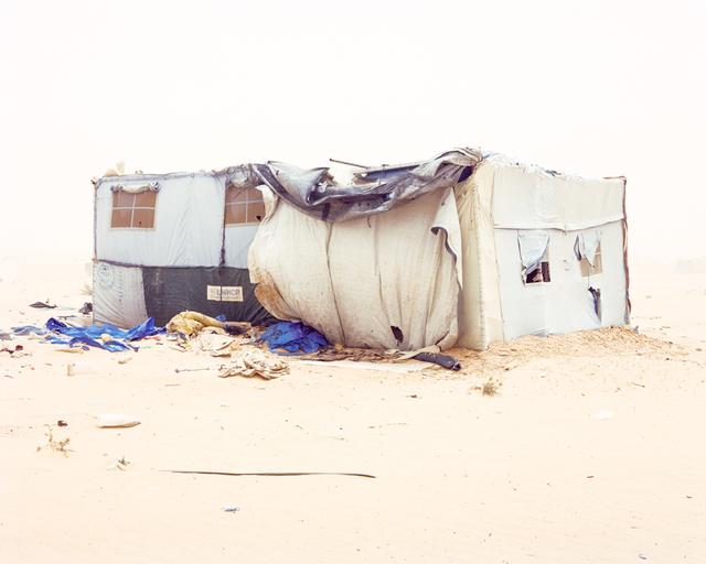 , 'Empire, refugee camp of Choucha ,' , Yancey Richardson Gallery