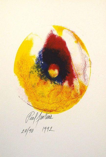 , 'Phoenix Burn,' 1992, Nicholas Gallery