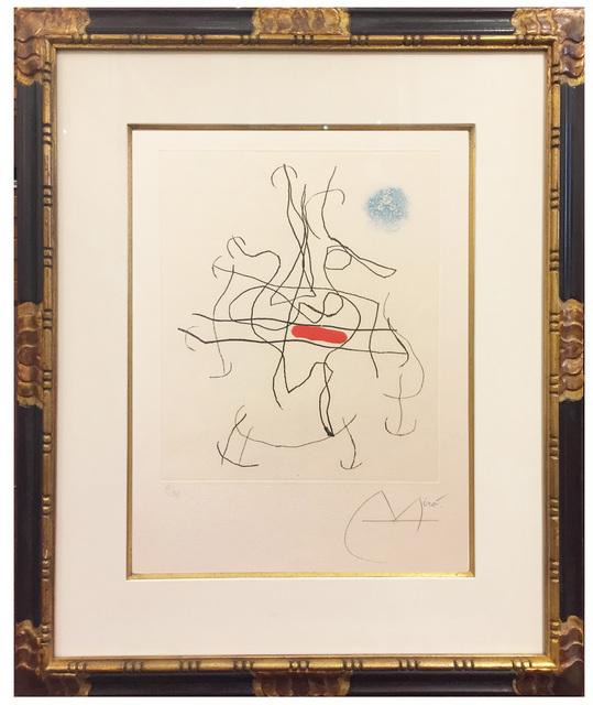 Joan Miró, 'Sonatine III', 1966, Elliott Gallery