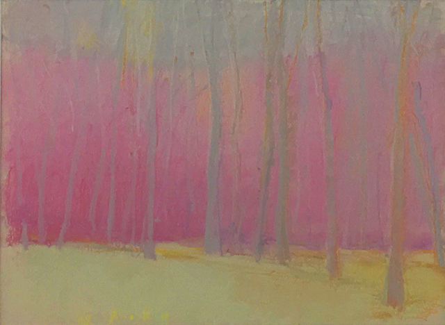 , 'Pink, Yellow, Gray,' 1987, Cavalier Galleries