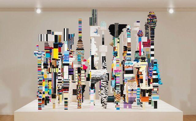 Douglas Coupland, 'Towers', 2014, Daniel Faria Gallery