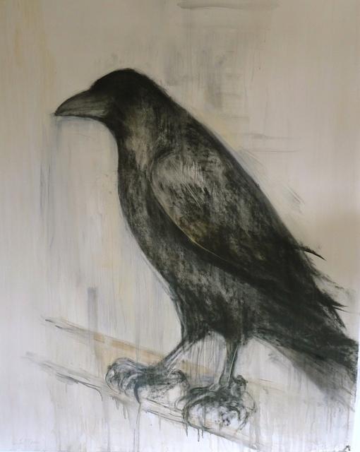 Jane Rosen, 'Painted Raven', 2012, Sears-Peyton Gallery