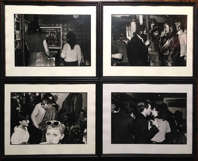 , 'St. Marks Bar, New York City,' 1980, IFAC Arts