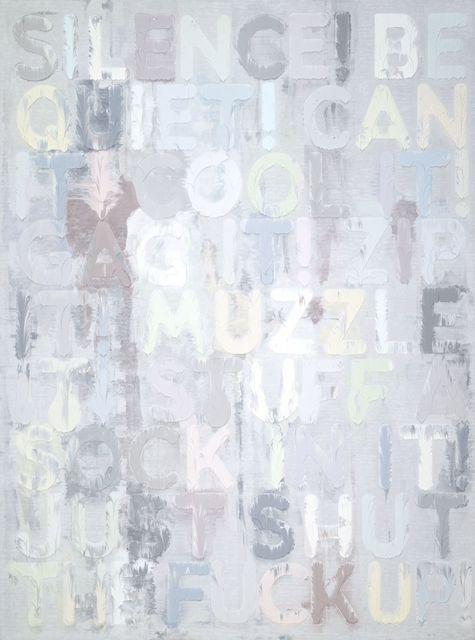 , 'Silence,' 2015, Fraenkel Gallery