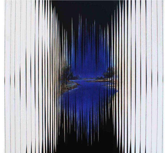 , 'Espacios que ignoro y que me ignoran,' 2014, Galería Rubbers Internacional