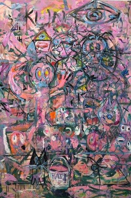 , 'KUNST,' 2017, Ro2 Art