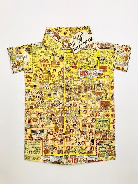 , 'Ma Chemise Porte Bonheur, Main sur le Coeur,' ca. 2019, Kahn Gallery