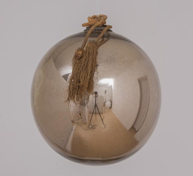 , 'mirrored glass sphere, Japanese, Meiji period,' 1868-1912, Micheko Galerie