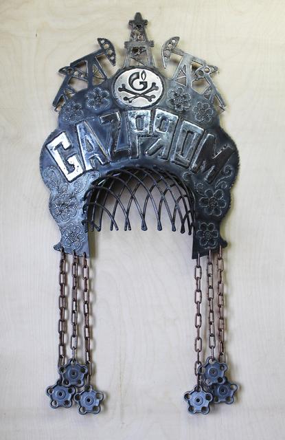 """, 'Kokoshnik """"Gazprom"""",' 2014, 11.12 Gallery"""