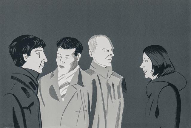 Alex Katz, 'Unfamiliar Image', 2001, Skinner