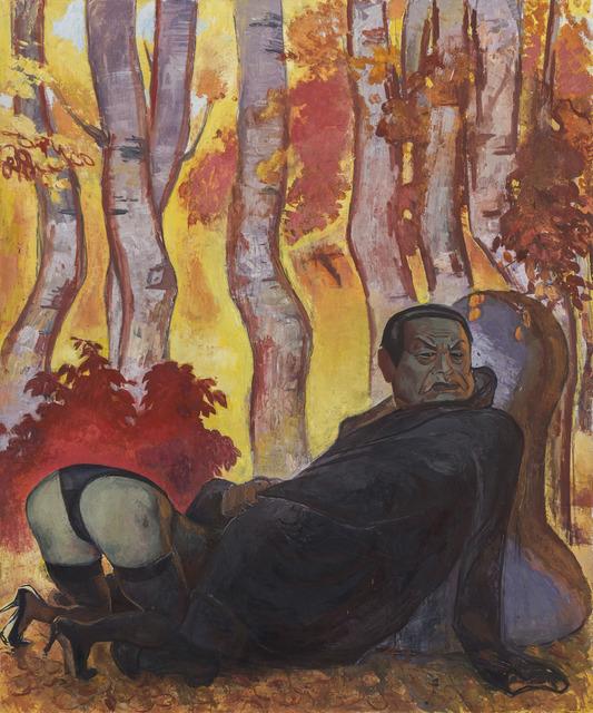 , 'Four Seasons (Autumn),' 2016-2017, Galerie Urs Meile