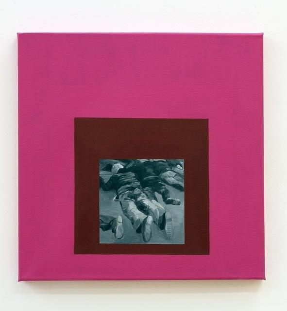 , 'Albers II,' 2013, Galeria Leme