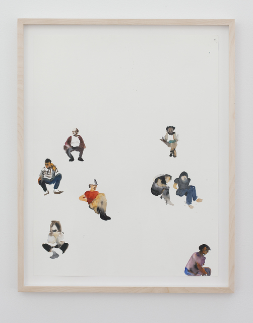 , 'Steps,' 2015, Galleri Magnus Karlsson
