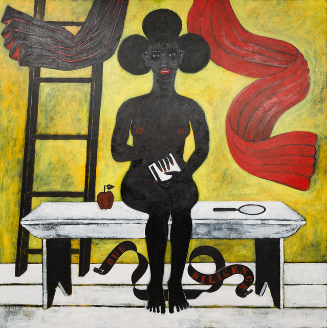 , 'Prudence ,' 2016, Ed Cross Fine Art