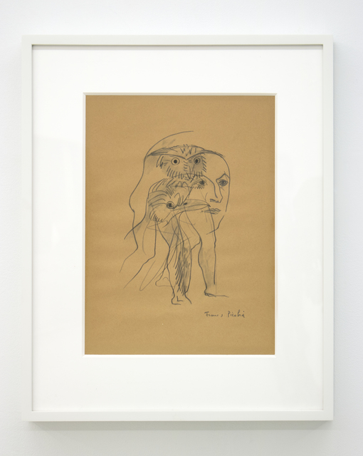 Francis Picabia, 'Untitled (from Orbes)', ca. 1940, Halsey McKay Gallery