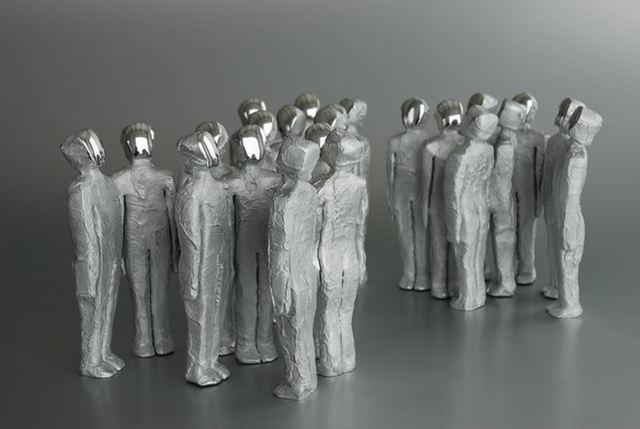, 'Hominium,' 2010-2012, Galerie Olivier Waltman | Waltman Ortega Fine Art