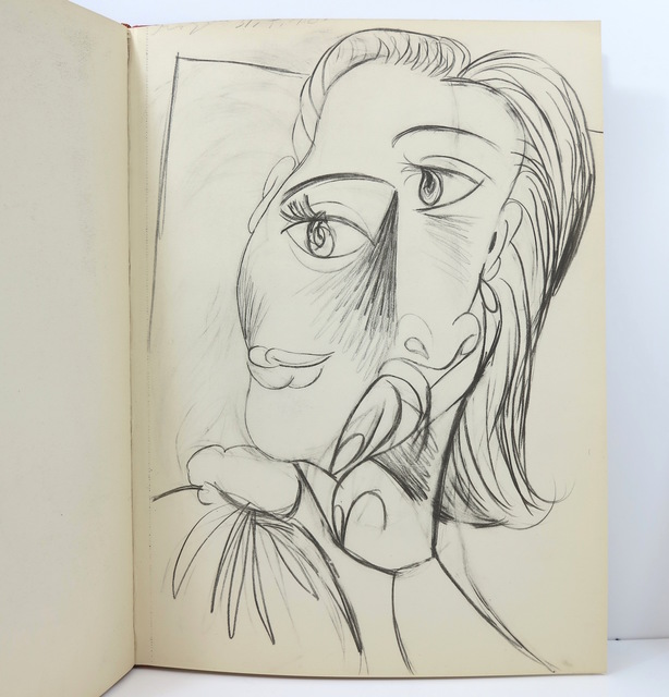 Pablo Picasso, 'Carnet de dessins', 1948, Other, Book published by Cahiers d'Art. Also known as 'Carnets de Royan'., Cahiers d'Art
