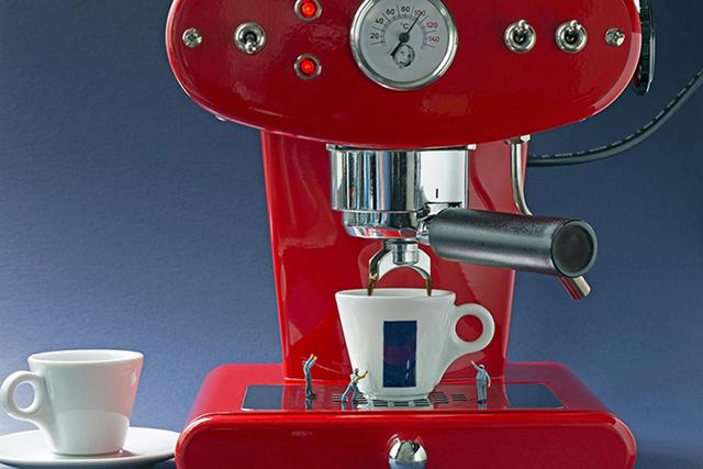 , 'Espresso Makers,' 2013, Winston Wächter Fine Art