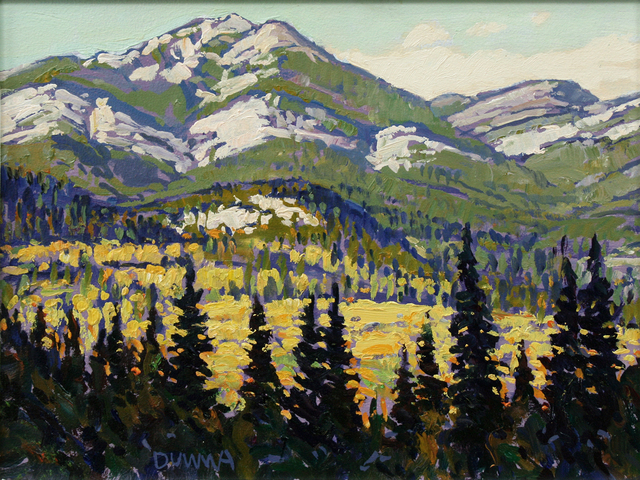 , 'Kananaskis Area (13-18),' 2018, Wallace Galleries