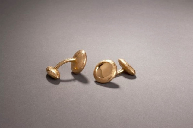 Anish Kapoor, 'Water Cufflinks, Form I', 2008, VA JEWELRY ART + JEWELRY