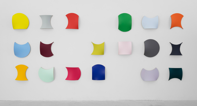 , 'The Alphabet of Silly Colors,' 2012-2018, Peter Blake Gallery
