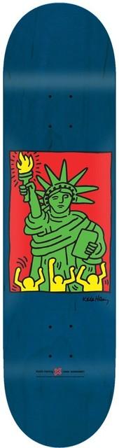 Keith Haring, 'Liberty', 2013, EHC Fine Art