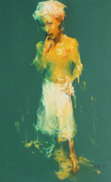 , 'Man Wearing a Shower Cap,' 2007, de Sarthe Gallery