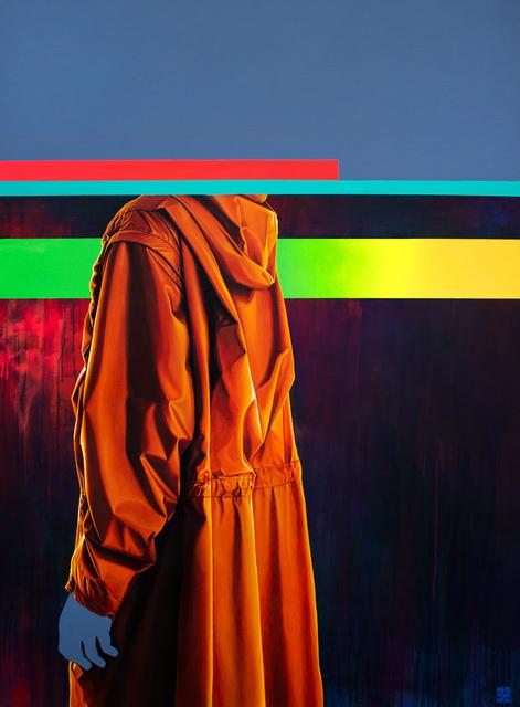 , 'Raincoat 10,' 2018, ArtLabbé Gallery