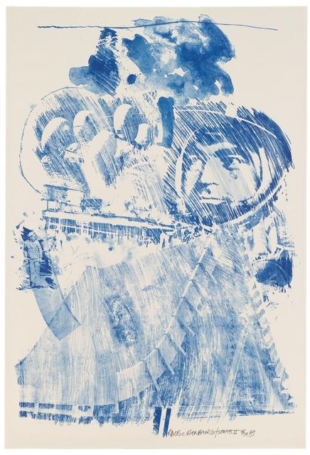 Robert Rauschenberg, 'Arena II (Stoned Moon)', 1969, San Francisco Museum of Modern Art (SFMOMA)