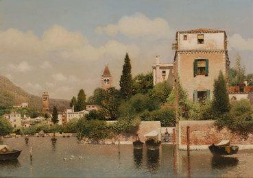 An Italian Lake