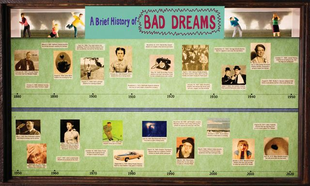 Jerry Meyer, 'A Brief History of Bad Dreams', 2011, Denise Bibro Fine Art