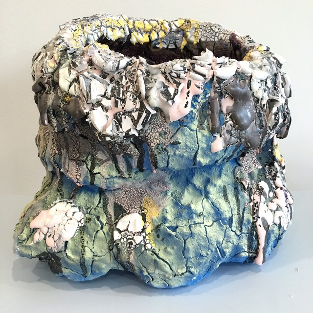 Brian Rochefort, 'Large Crater', 2016, Mindy Solomon Gallery