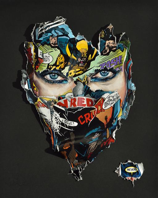 , 'La Cage; loin des cieux,' 2018, Galerie C.O.A