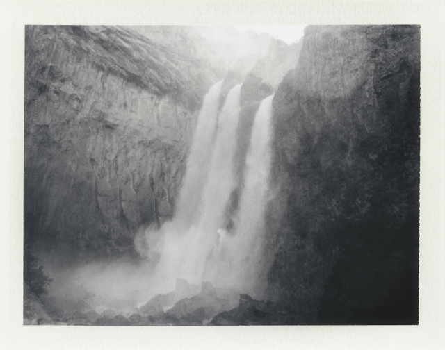 , 'Three Falls,' 2014, George Eastman Museum