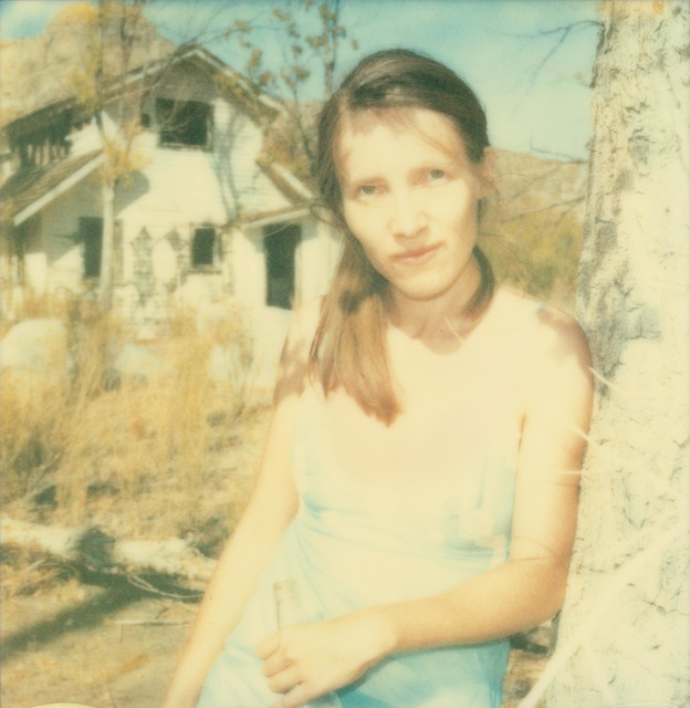 Stefanie Schneider, 'Autumn Breeze', 2003, Photography, Analog C-Print, hand-printed by the artist on Fuji Crystal Archive Paper, based on a Polaroid, mounted on Aluminum with matte UV-Protection, Instantdreams