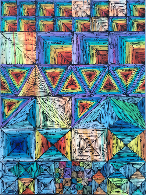 , 'Maelstrom 16,' 2019, Deep Space Gallery