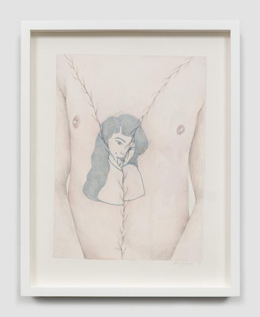 , 'Broken Woman,' 2018, Asya Geisberg Gallery