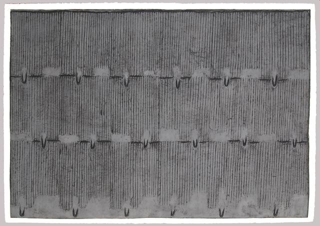 , 'Ecriture Series II,' 1994, Galerie Bhak