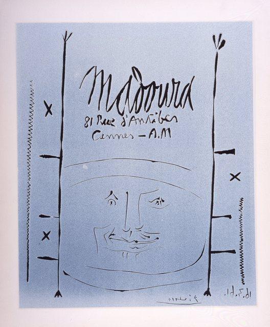 , 'Madoura 1961,' 1961, Frederick Mulder