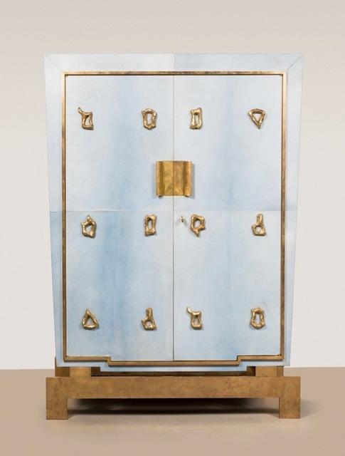 , 'Blue Cabinet,' 1965, 18 Davies Street Gallery