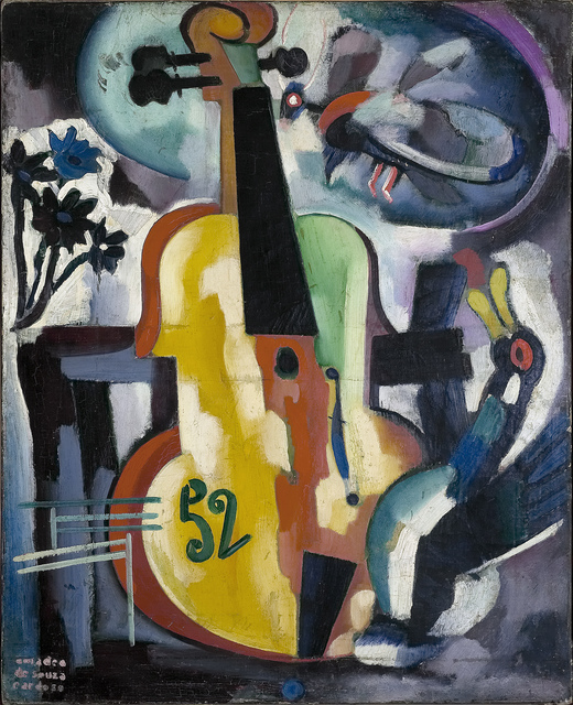, 'Duck, insect, violin,' 1916, RMN Grand Palais
