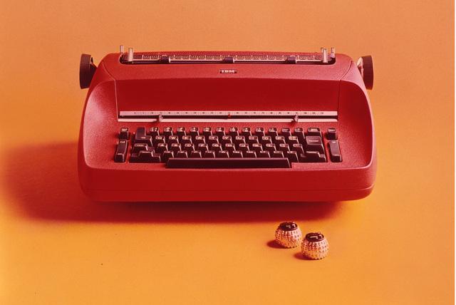 , 'IBM Selectric Typewriter,' 1961, New York Historical Society
