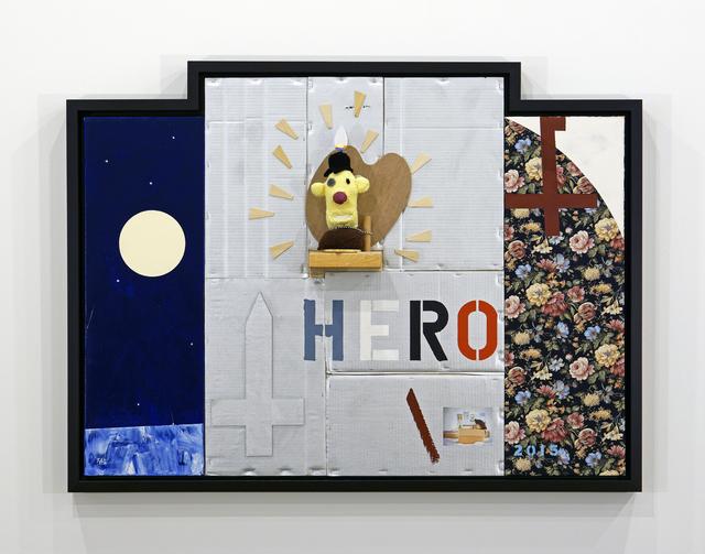 , 'HERO,' 2016, TrépanierBaer Gallery
