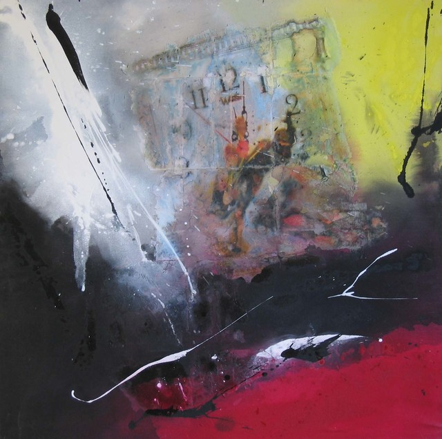 Magali Leonard, 'Look Beyong Ruins', 2007, Walter Wickiser Gallery