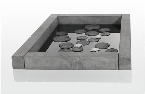 , 'Pond - Rectangular ,' 2013, Galerie Ron Mandos