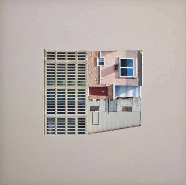 , 'Migrants 17,' 2016, Pentimenti Gallery