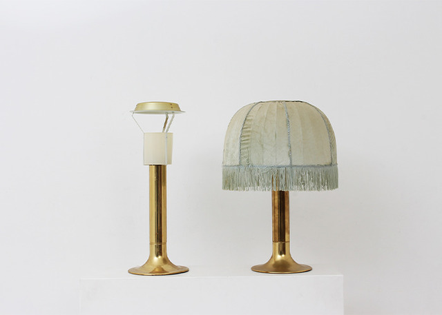 Hans Agne Jacobsson, 'Pair of table lamps model B204/31 by Hans Agne Jakobbson', 1960-1969, Dimoregallery