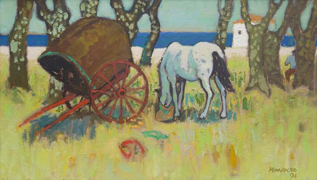 , 'Gypsy Encampment, Gitano,' 1994, The Scottish Gallery
