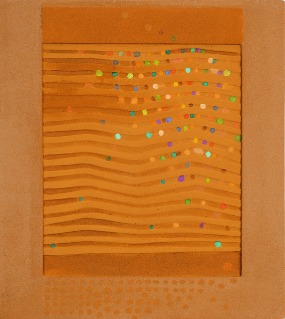 , 'Sandrelief,' 1967, Cortesi Gallery