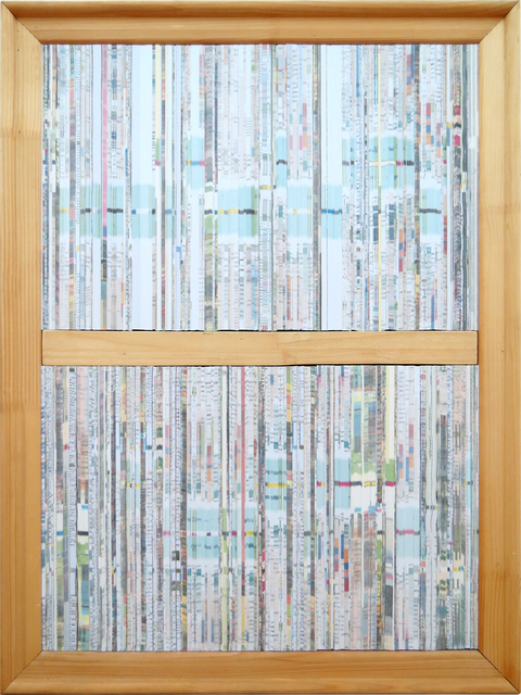 , 'Obra completa #2,' 2017, Caroline Pagès Gallery
